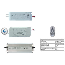 RF Remote Control Color Temperature Dimmable LED Driver