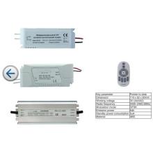 Diodo emissor de luz do dimmable da temperatura de cor do controle remoto do RF