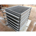 Copper Fin Air Cooler Condenser for Air Conditioner