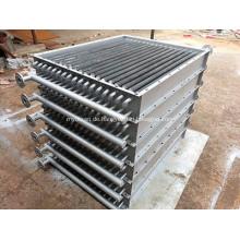 Kupferrohrflossen-Kühlerlüftermotor