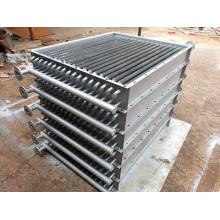 Bobine de vapeur de tubes à ailettes pour le séchage