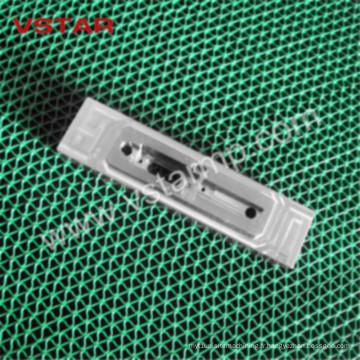 Pièce de fraisage de commande numérique par ordinateur d'acier au carbone de 5- axe pour le matériel optique de pièces de moto d'appareil Vst-0916