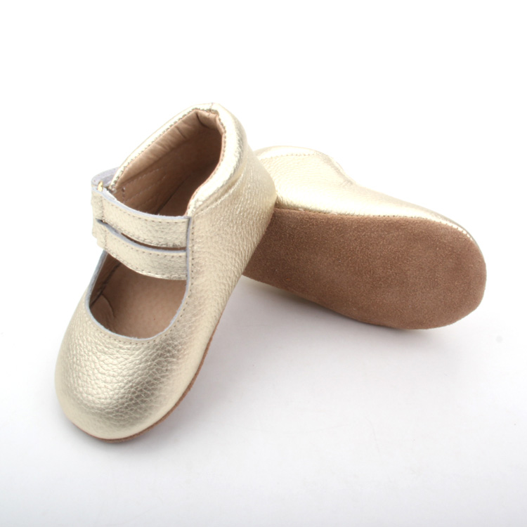 Factory Oem Leather Baby Girl Casual Shoes