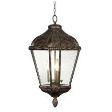 Waterproof Outdoor Hanging Pendant Light Water Glass Ceiling Lamp Ip 65