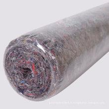 tissu non-tissé de feutre de tissu adhésif de patchwork