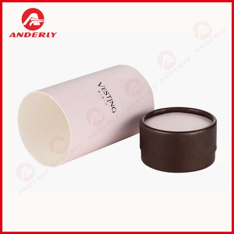 Recylcable Paper Canister