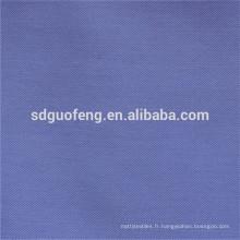 100% coton tissu solide teint 32 * 32 130 * 70