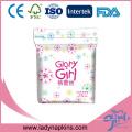 Natürlicher Ginseng-Aktiv-Sauerstoff-Negativ-Ionen-Kräuter medizinische Damenbinde