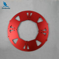 Anodized Hardware Parts Aluminum Processing Custom