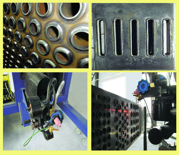 Automatic Tube To Tube Sheet Welding Machinery