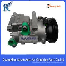 GUANGZHOU SUPPLIER VS16N 12V auto compresor de CA para HYUNDAI ACCENT