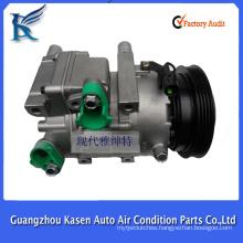 GUANGZHOU SUPPLIER VS16N 12V auto ac compressor for HYUNDAI ACCENT