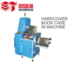 Hard Cover Book Case In Machine