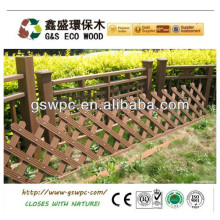 Hot sale ! ECO-Friendly WPC fence