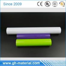 tuyau électrique flexible de tuyau de PVC, tube de l'insolation de fil de pp