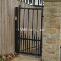 PVC+Coated+Galvanized+Welded+Single+Gate+Fence+Gate