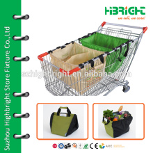 wholesale cheap grocery bag cart