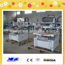 Horizontal-lift xf-5070 precisão plana máquina de impressão da tela de seda price