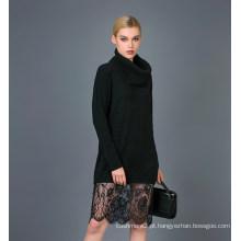 Vestido de malha de moda 17brpv060
