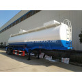 8000 Gallons Acid Tanker مقطورة