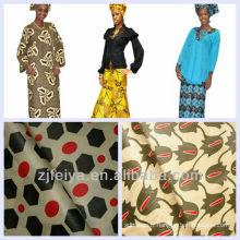 Vente chaude Jacquard Damas Shadda Bazin Riche Guinée Brocade Fabricant Direct En Gros et Au Détail Vêtements Africains Tissu