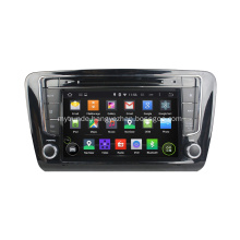 2 Din for Skoda Octavia Steering Wheel Android