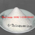 Powerful Item New Anti-Cancer Factory Supply 6-Thioguanine CAS: 154-42-7