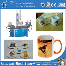 Yz Series Custom Gold Foil Metal Embossing Printing Machine for Sale at Home