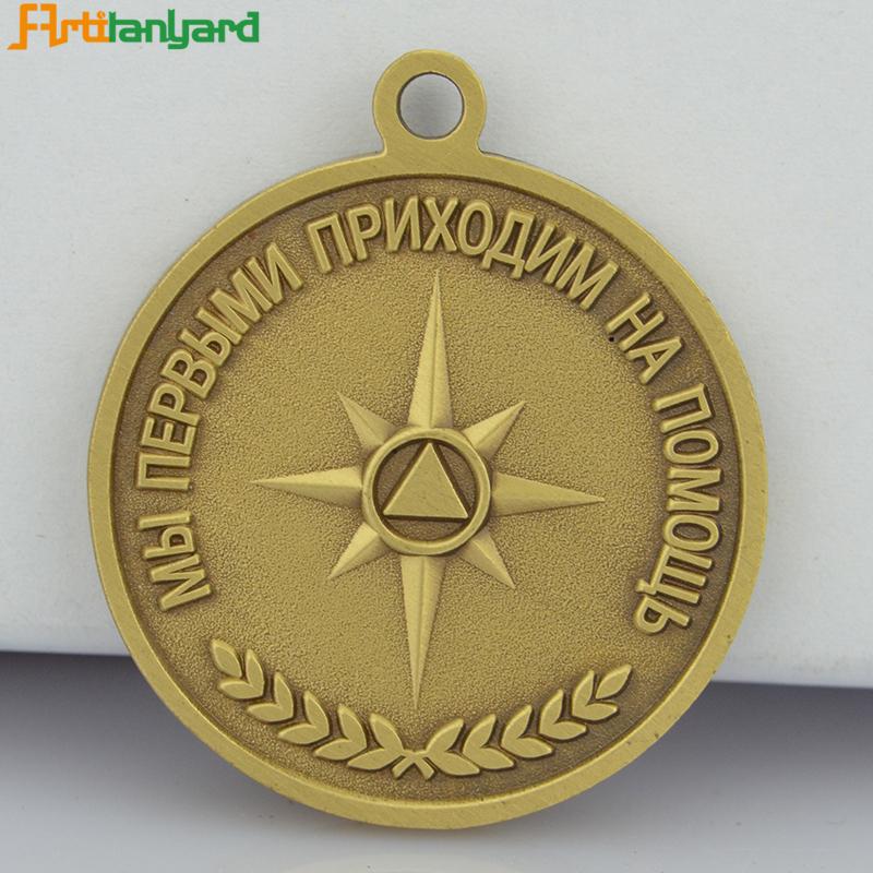 Both Sides Medal