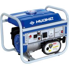 3.0HP pequeno gerador de gasolina portátil azul para uso doméstico (750W-850W)