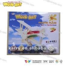 деревянные модели самолетов