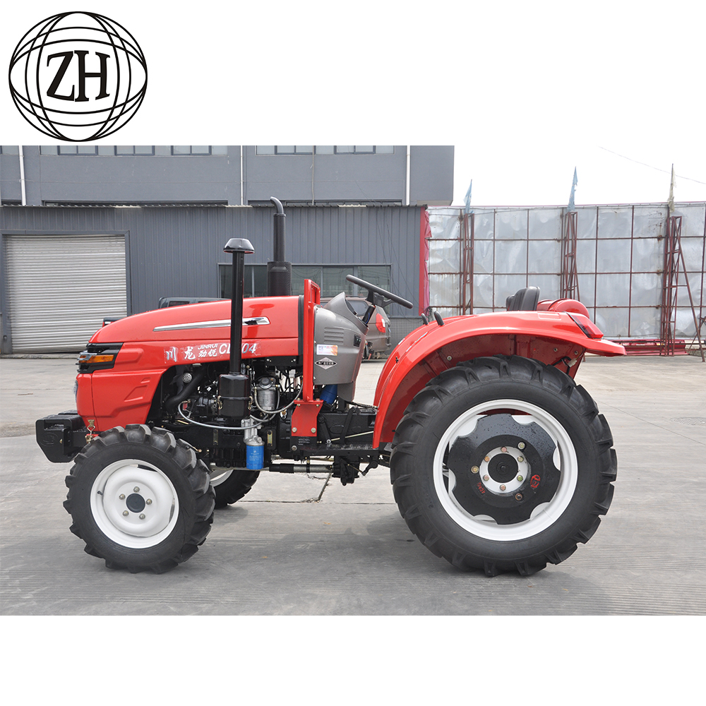Cheap Mini 4 Wheel Farm Tractor for Export
