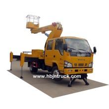 Isuzu Telescopic Boom Aerial Work Platform Truck