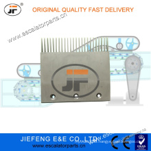 4090150000 JFThyssen Orinoco FS883X Walkway Comb Plate L=204*W192mm,24T Escalator Comb Plate