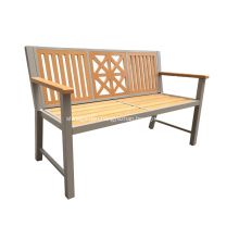 LAGUNA DELUX ALUMINUM/SYNTHETIC WOOD BENCH