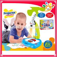 Qualität 3 in 1 Projektion Malerei Maschine, Kinder Bildung Spielzeug