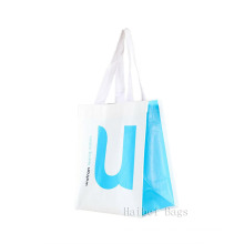 Small Woven Promotional Tote Shopper Bag (hbwo-56)