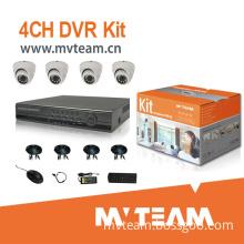 4CH CCTV Camera System for Home Surveillance (MVT-K04DH)
