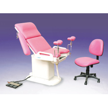 Hospital Equipment Electric Parturition Bed Gynecological Examination Table