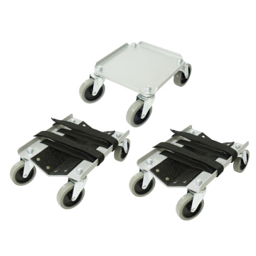Snowmobile movendo Dolly set 1500 lbs