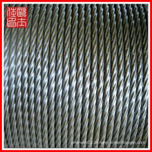 Großhandel ss 304 316 Stahl Drahtseil (Herstellung)