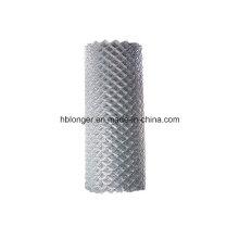 Clôture galvanisée à chaud de grillage de maillon de chaîne / grillage de diamant