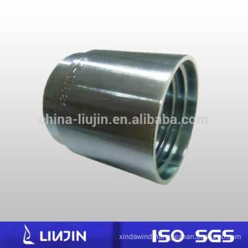 Hydraulic Ferrule For SAE 100R2 AT/EN853 2SN Hose, hydraulic fitting