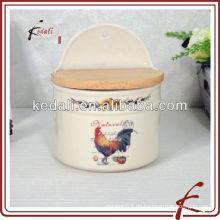 Dekorieren keramische Gewürzbehälter