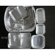 Ménage en aluminium / feuille d'aluminium avec alliage 8011 1235 1145 O-H112