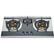 Cuisinière encastrée à trois brûleurs (SZ-LX-257)