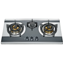 Tres hornilla incorporada en la cocina (SZ-LX-257)
