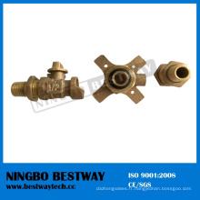 Accessoires de compteur d'eau en bronze pour la boîte de protection (BW-Q21)