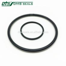 anel de suporte de plástico lowes fita de teflon vedação guia elemento anel de vedação
