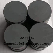 PDC cutter for wear resistant part